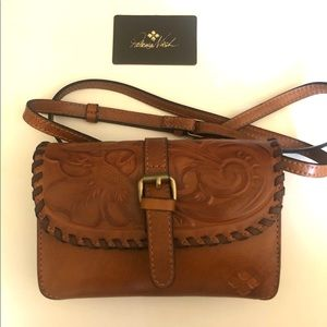 Patricia Nash Small Tooled Leather Purse